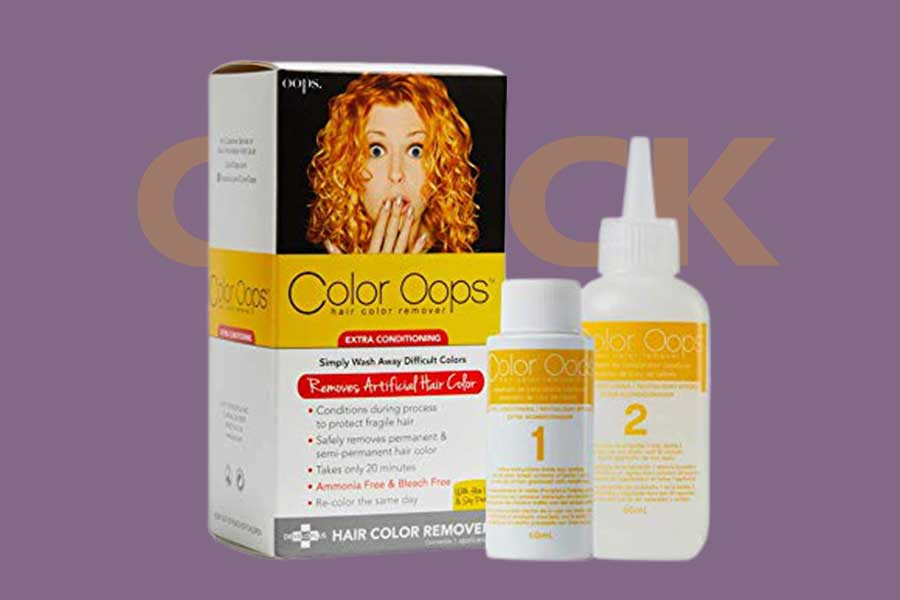 Color Remover Extra Conditioning