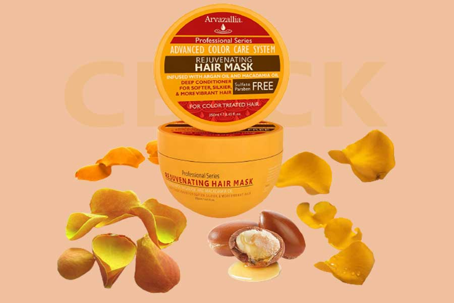 Hair Mask and Deep Conditioner
