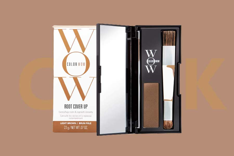 Wow Hair Color Touch-Up Powder