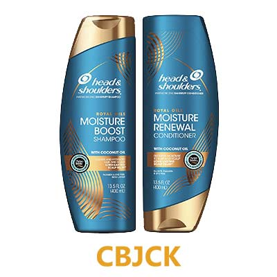 Head and Shoulders Shampoo and Conditioner