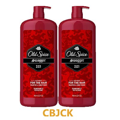 Shampoo and Conditioner Swagger for Men